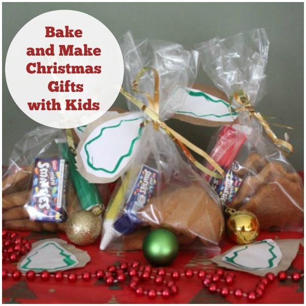 Baked Christmas Gifts: Bake And Make Christmas Gifts With Kids