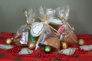DIY Christmas Cookie gift for kids to give