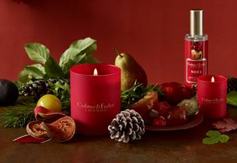 Crabtree & Evelyn Noel Candles