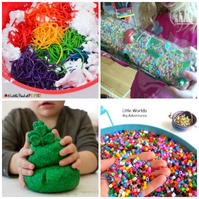 13 St Patrick's Day Sensory Plays