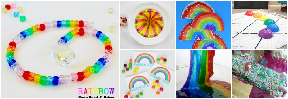 Rainbow Activities for Spring